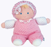 eden terry doll doll- super sofquilted