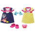 alive adorable denim reversible outfit includes