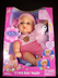 dream collection bella doll soft filled
