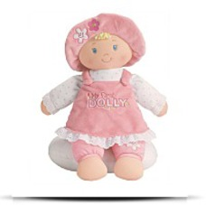 Buy Now Baby M My First Doll For Babys First