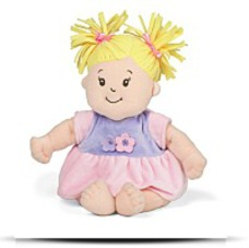 Buy Now Baby Stella Blonde Doll