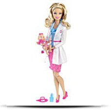 Barbie I Can Be Baby Doctor Doll