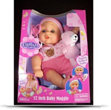 Buy Now Dream Collection 12 Inch Baby Bella Doll