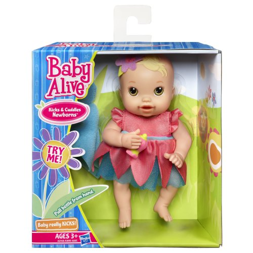 Kicks And Cuddles Newborns Doll Baby Dolls