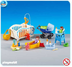 playmobil starter pack note item part
