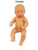 Newborn Caucasian Girl Baby Doll